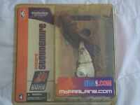 2003 McFarlane Amare Stoudemire Phoenix Suns Figure. Sealed on card.