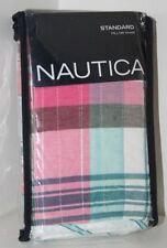 Nautica Plaid Pillow Shams