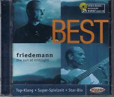 Friedemann The Sun At Midnight 24 Carat Zounds Gold CD NEW Sealed