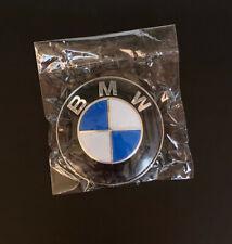 BMW Emblem Motorhaube 82mm 51148132375 Neu