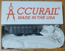 Accurail HO #2406.1 (Rd #10327) Western Maryland 55 Ton USRA Twin Hopper Kit