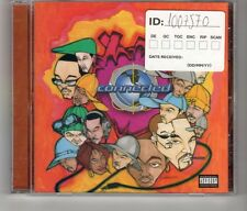 (HK696) Connected, 16 tracks various artists - 1998 CD