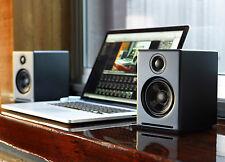 Audioengine A2+ Premium Powered Desktop Speakers (pair) - Black