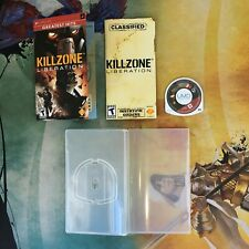 Killzone: Liberation • Sony PlayStation Portable PSP