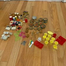 Vintage 1950s My Merry Dolly's Cleaning Closet & Other Pieces of Different Sets