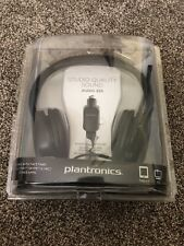 NEW Plantronics .Audio 355 Studio Sound Quality, Noise Cancelling Microphone