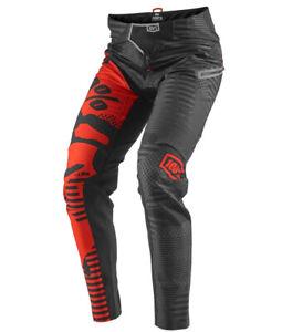 100% R-Core-X DH Pants Black Camo - 36