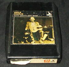 NITTY GRITTY DIRT BAND Uncle Charlie  8-track Tape