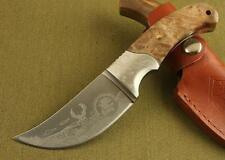North American Hunting club Knife,camping,fishing,fixed blade browning PUMA