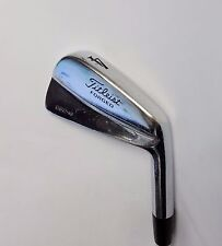 Titleist 690 MB Forged 4 Iron Dynamic Gold R300 Steel Shaft Black Widow Grip