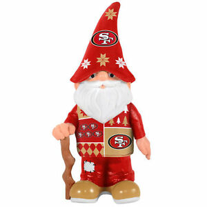 San Francisco 49ers Ugly Sweater Gnome