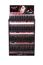 36pcs Lipstick Nabi Round Lipsticks (Wholesale lot) 36 Colors ALL MATTE COLORS