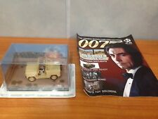James Bond Car Collection No 67 - Land Rover Lightweight - The Living Daylights