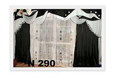Gardinen & Vorhänge aus Voile mit mehr als 250 cm Breite