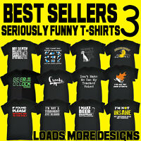 Funny Men's T-Shirts novelty t shirts joke t-shirt clothing birthday tee shirt 3