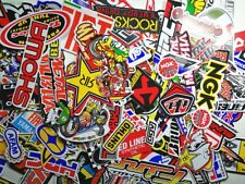 50 Mixed Random Sticker Motocross Motorcycle Car ATV Racing Bike Helmet Decal