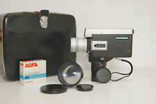 Canon Auto Zoom 518, Super 8mm Movie camera.Please read description