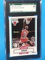 1990 Michael Jordan Fleer #26 SGC 9 MINT - PSA Comp - Investment