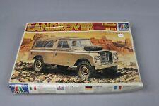 ZF1267 Italeri 1/35 maquette voiture 321 Land Rover 4x4 1980