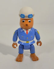 """1995 Sergeant Murphy 3.5"""" Tomy Action Figure Busytown Busy Town Richard Scarry"""