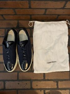 Common Projects Fashion Sneakers Navy Blue Size 11 (EU 44)