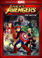 Next Avengers - Heroes of Tomorrow (DVD, 2015)
