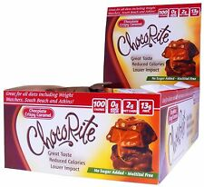 ChocoRite - Chocolate Crispy Caramel Bars