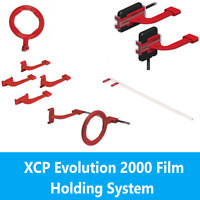 XCP Bitewing Kit (RED) Replacement Parts: Arm, Aiming Ring, Bitewing Biteblocks