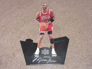 "1997 Upperdeck Basketball Michael Jordan 11"" Stand Up"