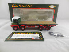 Corgi Classics CC10805 Foden S21 8 Wheel Platform Lorry Eddie Stobart Ltd 1:50