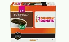 Dunkin' Donuts Decaf Arabica Coffee K-Cups Keurig Pods Hot