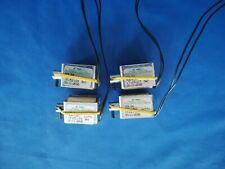 LOTTO N.4 PEZZI X Elettromagnete 12V DC solenoide arduino POSTA 1