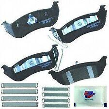 CARQUEST Brakes PXD981H Rear Premium Ceramic Brake Pads