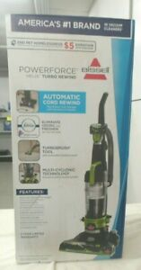 BISSELL PowerForce Helix Turbo Rewind Bagless Vacuum Cleaner - 1797 - NEW