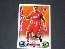 PEZZONI 1. FC KÖLN TOPPS MATCH ATTAX PANINI FOOTBALL BUNDESLIGA 2009-2010