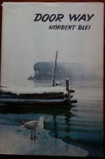 Norbert Blei: Door Way first standard edition