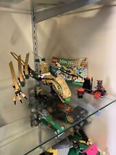 LEGO Ninjago The Golden Dragon (70503) Complete