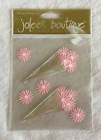 NEW Jolee's Boutique Stickopotamus Sticker Collage - Daisy Bouquets - SPJ021