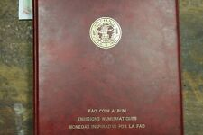 F.A.O 1968 Double set of 28 coins (56 Coin Total)  (OOAK)