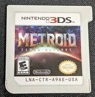 Metroid: Samus Returns (3DS, 2017)