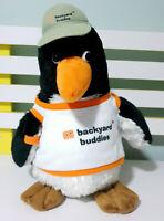 Backyard Buddies Penguin Plush Toy w/ Swing Tag 31cm Tall!
