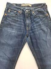 """BIG STAR Pioneer """"Defective"""" Boot Cut Mens Jeans 34x30"""