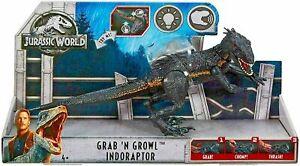 0Jurassic World Grab N Growl Indoraptor Dinosaur Realistic Effects Dino Villain