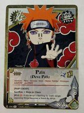 NARUTO CCG TCG PAIN (DEVA PATH) CHIBI CARD