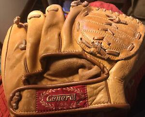 Vintage General #101 Youth Child Baseball Glove