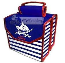 CAPT'N SHARKY Packtasche Doppelpacktasche Doppeltasche Gepäcktasche NEU 865088