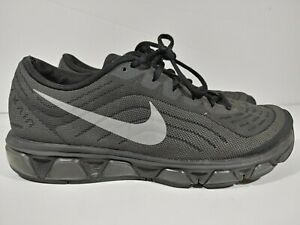 Nike Air Max Tailwind 6 Running Shoes All Black Mens Size 9.5 621225-001