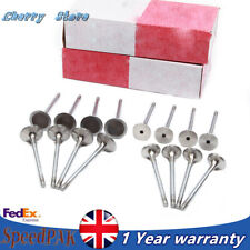 16x Engine Intake&Exhaust Valve Fit For VW CC Golf Jetta AUDI Q3 A5 A6 A4 A3 2.0