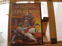LE TRESOR DES FLIBUSTIERS DVD ROBERT LOUIS STEVENSON
