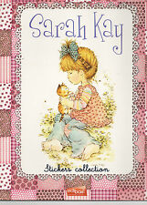 Sarah kay sticker collection/sticker album/nouveau/Edibas